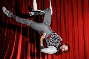 I'm Dylan Singh, and I'm an acrobat