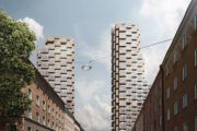 The 'curious' towers that have started a social media craze in Stockholm