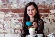 I am Sarah de Witt, and I'm a professional tea sommelier