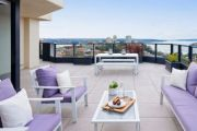 Sutton family get a jump start on spring with Edgecliff penthouse