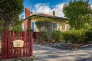 Rare 1940s heritage-listed home in Canberra's inner north on the market