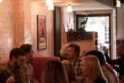 Cheers: Middle Eastern feasting at Bar Saracen
