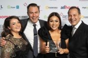 Canberra's top real estate agents recognised at REIACT Awards
