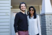 Couple snap up Northcote home as clearance rate dips below 50 per cent