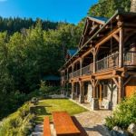 This multimillion-dollar estate in Canada can only be reached by plane or boat