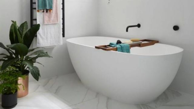 The Block: Bathroom week showcases the biggest design trends for 2019