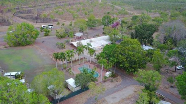 NT tourist park up for grabs, just don't think about making it 'glitzy'