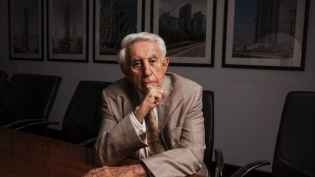 How Australia's richest property tycoon rose to the top
