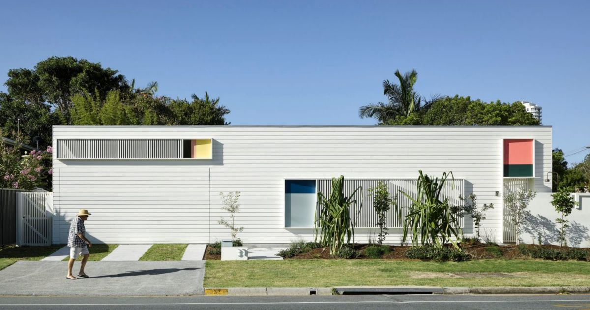 The award-winning GC house that proves demolition not the only option
