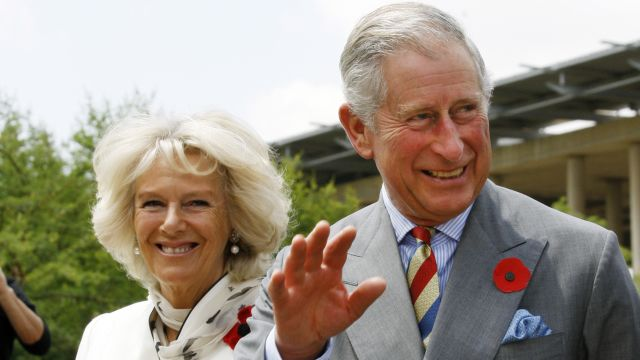 You can now take a cheeky look inside Charles and Camilla's place