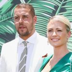 Buddy and Jesinta Franklin hoping to score property goals