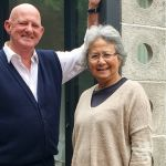 Married for 49 years, Tim and Mariam live apart and together