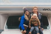 'Even better than imagined': The family who sold their home to fund life on the road