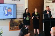 Close to $5 million worth of contracts exchanged at first Ginninderry multi-dwelling auction