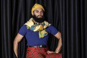 I am Beau Dean Riley Smith … and I'm a Bangarra dancer