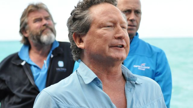 'Twiggy' Forrest buys $16m house in rich-list heartland of Point Piper