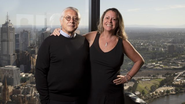 Top Melbourne architect about to have his view built out, but he isn't fussed