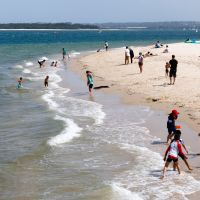 The humble beachside suburb that's starting to turn heads