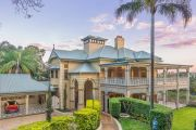 Fairytale riverfront estate at Highgate Hill listed for $10 million-plus