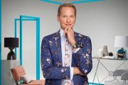 'Neutral is boring': Former Queer Eye star Carson Kressley's apartment decor tips