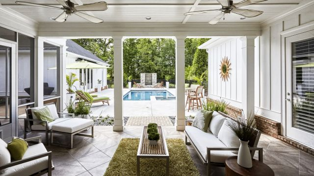 How to design and decorate your home to maximise the summer sun