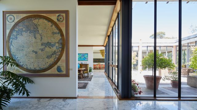 A glimpse into the grand Embassy of Italy in Canberra