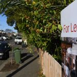 Suburbs with most homes for rent for months at a time