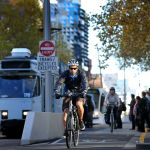 The suburbs where Melburnians are most likely to cycle or walk to work