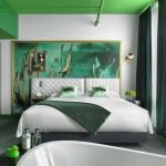 Colour-themed hotel lets you pick a room based on your mood