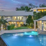 Luxury Bardon home sells under the hammer for $4m+