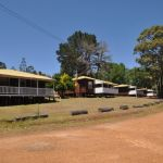 Whole town for sale at nearly Brisbane's median house price passes in at auction