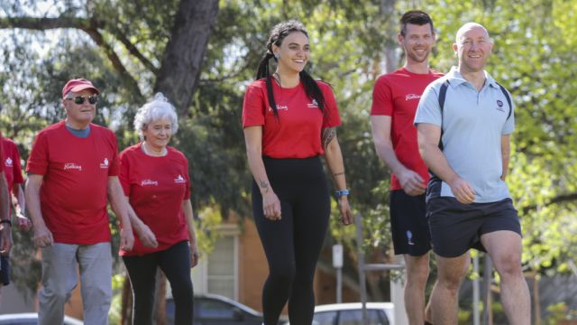 Walk this way: Melbourne's most and least walkable suburbs