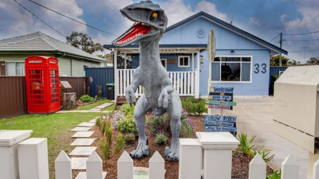 Jurassic-sized sale looms but main attraction's not part of the deal