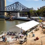 Brisbane buyers zero in on real estate close to Howard Smith Wharves