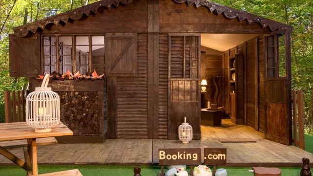 Home, sweet home: The cottage made out of completely edible chocolate