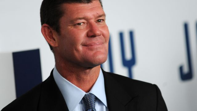 James Packer splurges $82m on Danny Devito's old Hollywood home