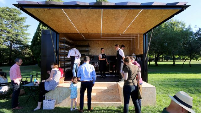 Canberra pop-up bar wins national Eat Drink Design award