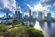Brisbane house prices buck national trend and keep rising, new data shows