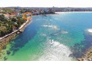 'Better than Packer's': Rare slice of Manly beachfront for sale