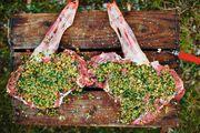 Recipe: Jamie Oliver's stuffed leg of lamb