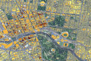 In world first, all of Australia's buildings have now been mapped