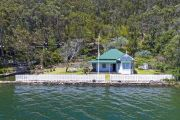 Secret waterfront bush cottage up for sale, and it's only 10km from the city