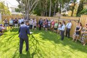What's happening to Canberra's auction clearance rate?