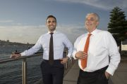 Meet the father and son selling some of Sydney's top homes