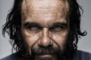 Global star Aaron Pedersen on being happy right where he is
