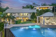 Luxury Bardon home sells under the hammer for more than $4 million