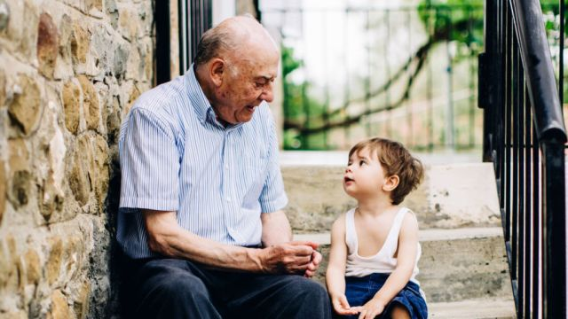 The hidden cost of minding the grandchildren has been revealed