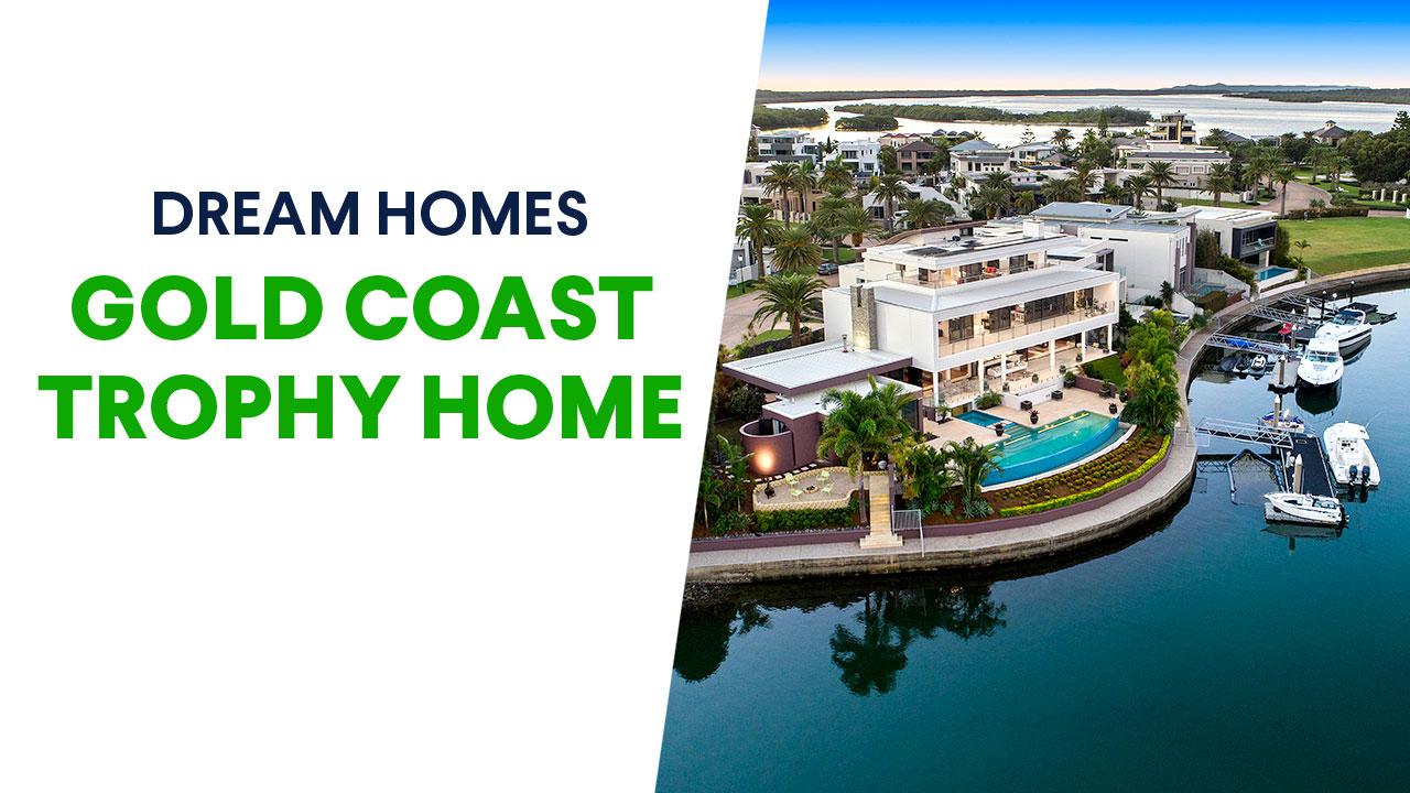 Dream home: Sovereign Islands
