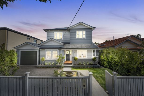 162 Sycamore Street, Caulfield South. Hocking Stuart