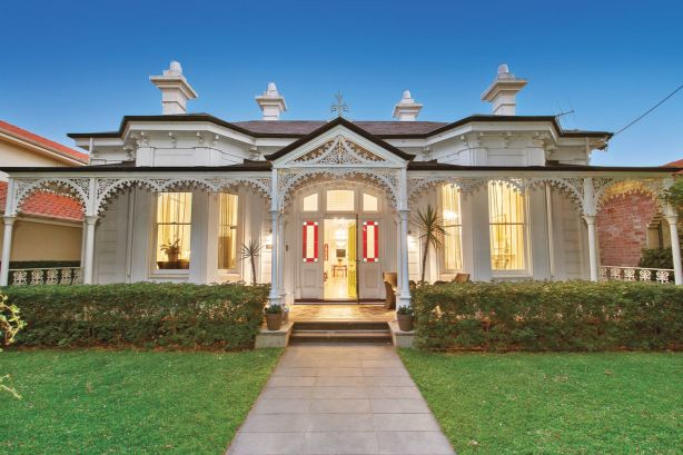 Period home ready for sale
